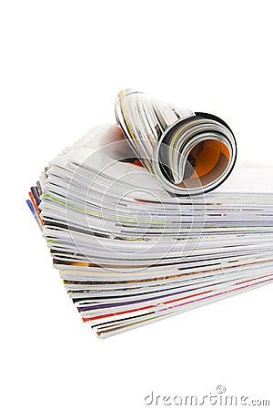 Free Magazines Stock Photo - 11623990
