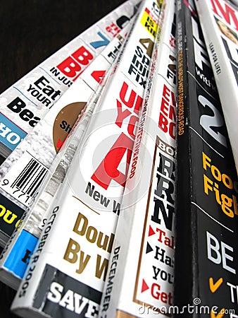 Free Magazines Stock Photo - 3246970