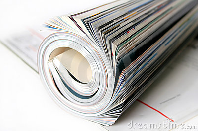 Magazines Royalty Free Stock Images - Image: 4103199