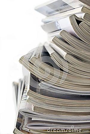 Free Magazines Stock Images - 8730834