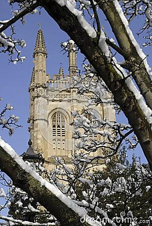 Magdalen college, oxford, uk