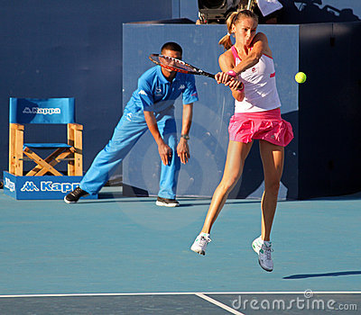 Magdalena Rybarikova (SVK), tennis player Editorial Stock Image