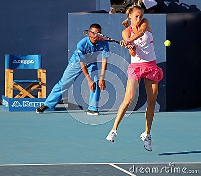 Magdalena Rybarikova (SVK), tennis player Editorial Stock Image