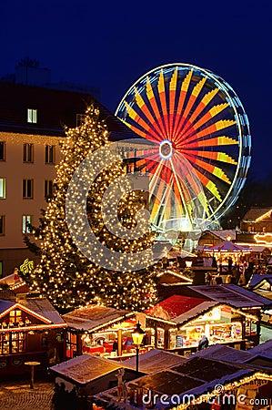 Free Magdeburg Christmas Market Stock Photo - 17515150
