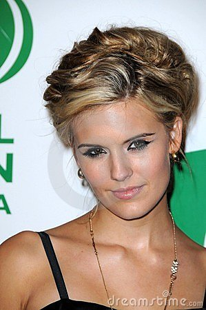 Maggie Grace Editorial Stock Image