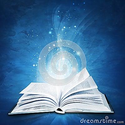 Free Magic Book Stock Image - 18701881