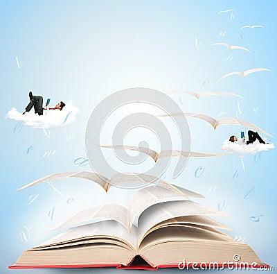 Magic book