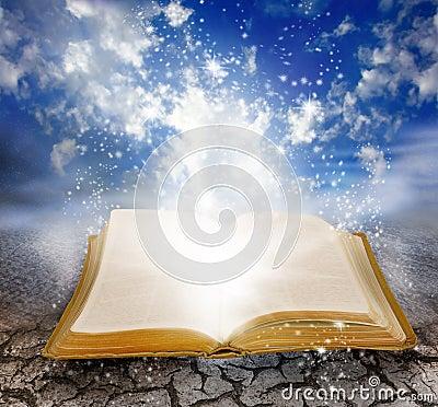 Free Magic Book Stock Image - 8088621