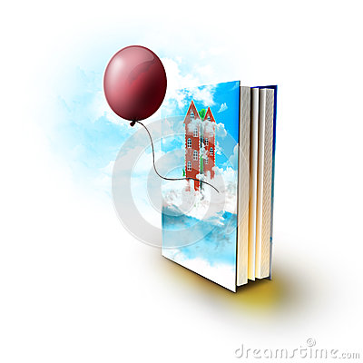Magic book with real stories