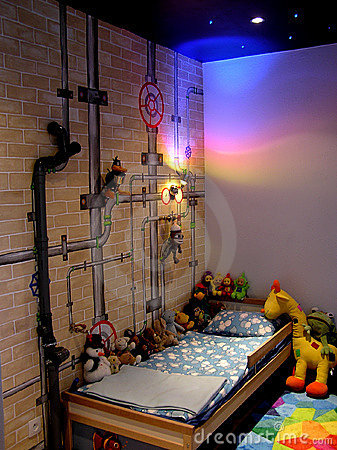 Magic children s room