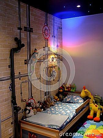 Magic children s room