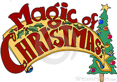 Magic Of Christmas Banner