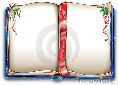 Magic Christmas book