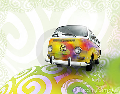 Magic Dreamstime bus