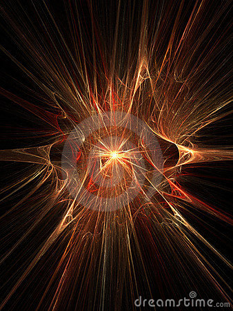 Free Magic Explosion 3D Supernova Royalty Free Stock Photo - 1893285
