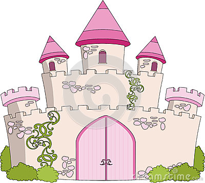 Image result for fairy castle cartoon