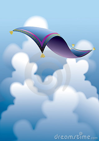 Magic flying carpet 2