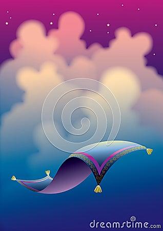 Magic flying carpet 3