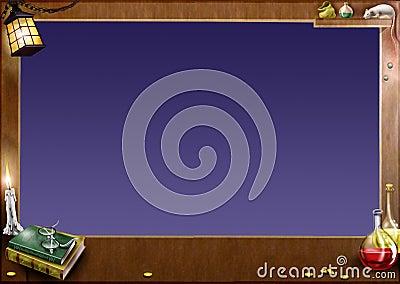 Magic frame - Horizontal
