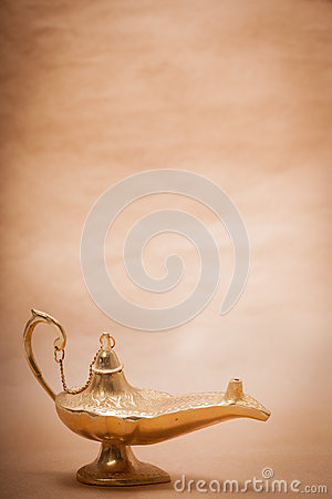 Magic Genie Lamp