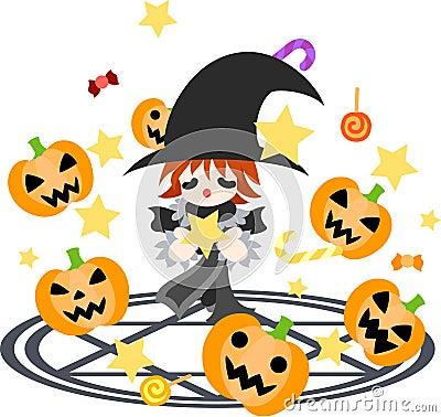 Magic of the Halloween