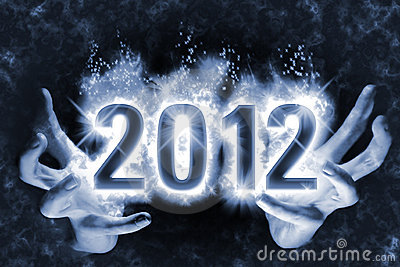 Magic Happy New Year Spell 2012