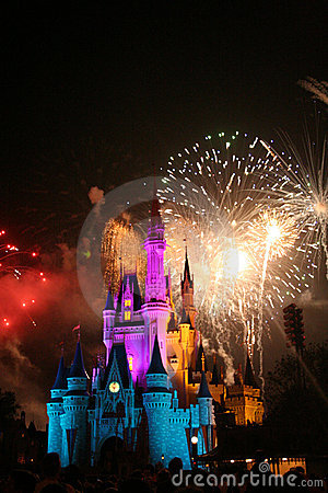 Free Magic Kingdom Stock Images - 6955764