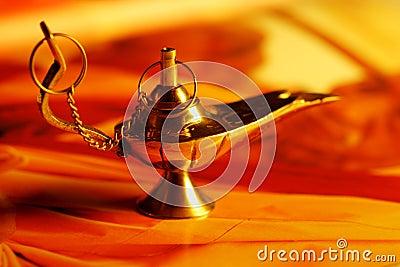 Magic Lamp