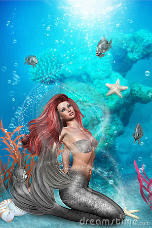 Magic Mermaid