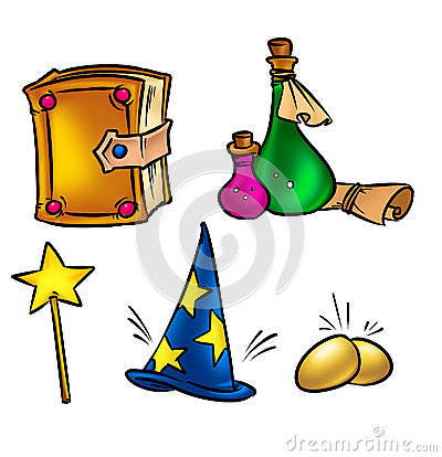 Magic object collection