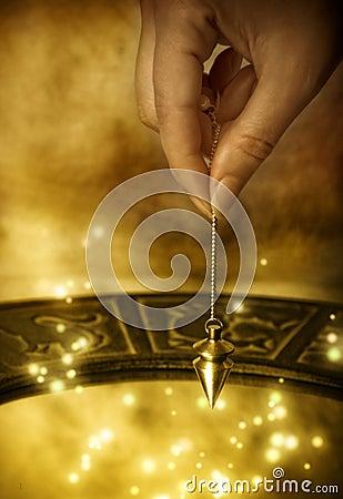 Free Magic Pendulum Royalty Free Stock Photo - 10482385
