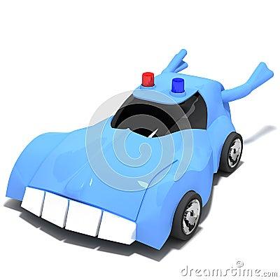 Magic Police
