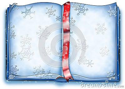 Magic Snow book