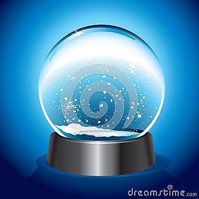 Magic Snow Dome