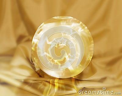 Magic star sphere