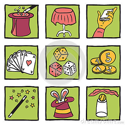 Magic tricks collection