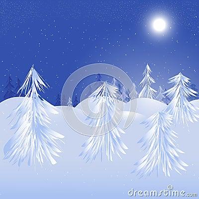 Magic winter design