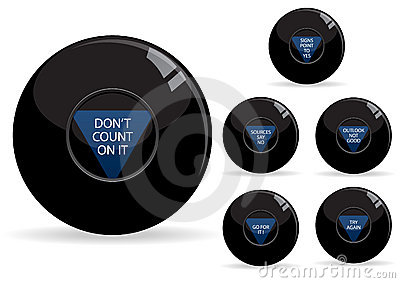 Magical billiards 8ball stock photo image 14003820 - 8 ball pictures ...