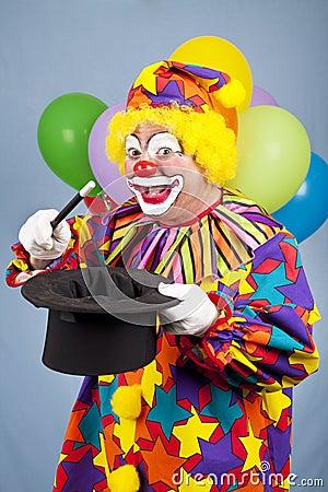 Magical Clown