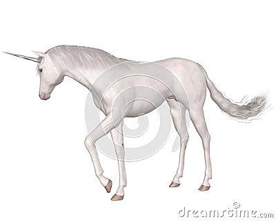 Magical Unicorn - standing