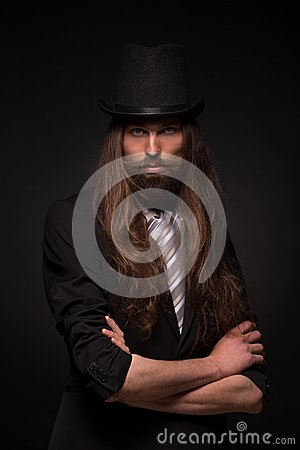 Free Magician Stock Photography - 55463312