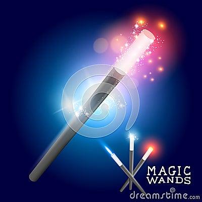 Magicians magic spell