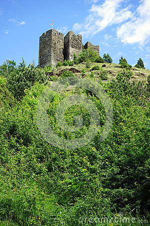 Free Maglic Fortress Stock Photos - 72768083