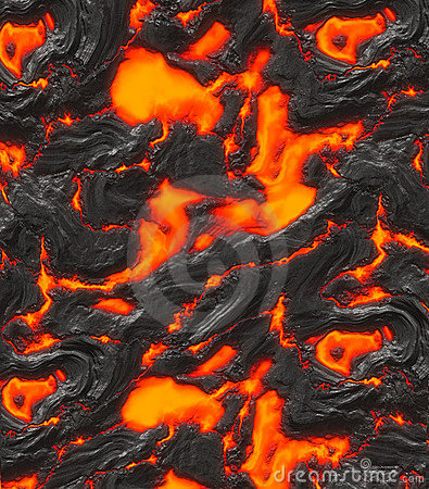 Free Magma Or Molten Lava Stock Photography - 2969342