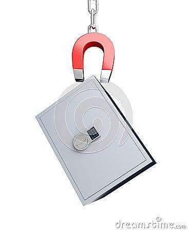 Magnet safe