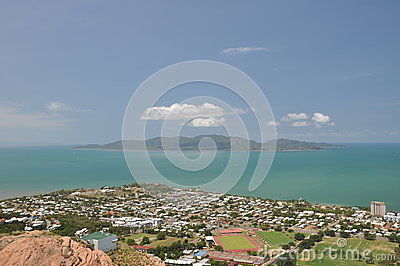 Magnetic Island and Townsville
