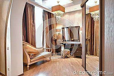 Magnificent bedroom