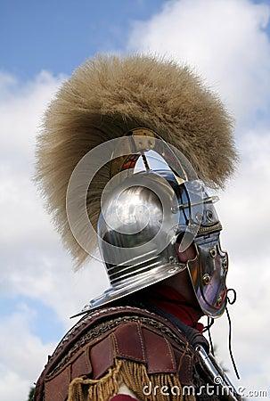 Magnificient Roman Helmet