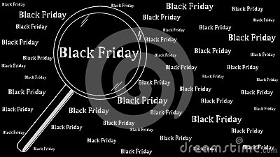 Magnifier Black Friday