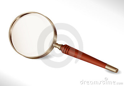 Magnifier - isolate object